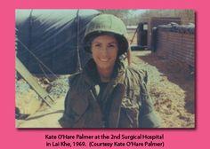 Nurse in Vietnam a true angel. Vietnam History, Vietnam War Photos, Vietnam Veterans, Military Women, Military History, Vintage Nurse, My War, Female Soldier, American War
