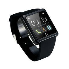 Neu! multifuctional bluetooth smart watch d2for iosphone smartwatch schlaf-monitor schrittzähler stoppuhr sync anruf smart watch uhr //Price: $US $24.61 & FREE Shipping //     #meinesmartuhrende