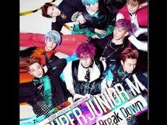 TVXQ vs. Super Junior M - Catch Me When I Break Down (mashup / remix) (+...