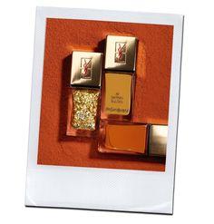 Os esmaltes da Spicy Collection da Yves Saint Laurent