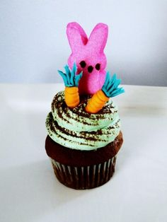 Bunny Cupcake! yum!!!