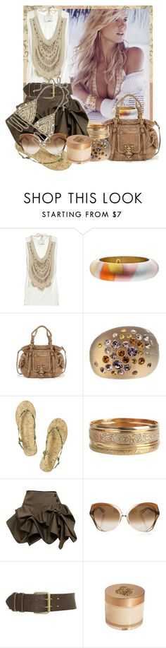 """JUICY Loves Spring"" by lisamay7 ❤ liked on Polyvore featuring 3.1 Phillip Lim, Juicy Couture, Forever 21, Kelly Ewing, Alexander McQueen, Topshop and ViX"