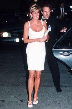 Diana Princess of Wales - Style