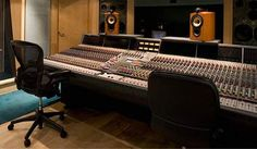 Abbey Road Control Room 2