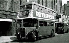 London Bus, Old London, Rt Bus, Routemaster, Double Decker Bus, Bus Coach, London Transport, Buses, Coaches