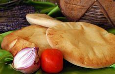 Arabic Bread Recipe - How to Make Arabic Bread
