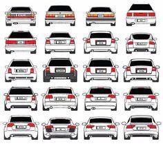 ¿Con que culo os quedáis? #dadriver  #Audi  @audispain