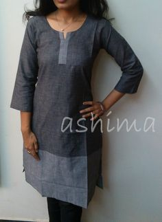 Code:1911150-Cotton Kurta- Price INR:690/- All sizes available. Free shipping to all courier destinations in India. Online payment through PayUMoney / PayPal African Clothes, African Fashion Dresses, Indian Clothes, African Dress, Indian Outfits, Ankara Designs, Kurta Designs, Kurti Patterns, India Online