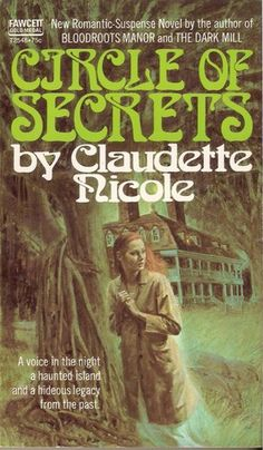Claudette Nichole - Circle of Secrets