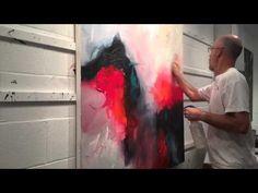 "Painting of ""Alive Again"" by David M. Kessler - YouTube"