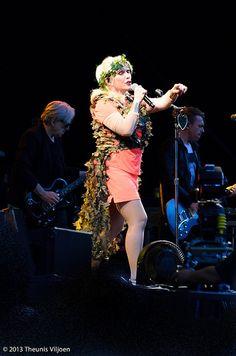 Blondie - Debbie Harry on Blondie Concert, Blondie Debbie Harry, Kew Gardens, Blondies, Stage, Musik