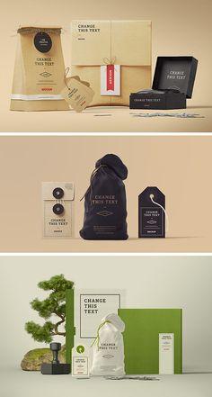 10 nouveaux mockups en vrac pour afficher vos créations