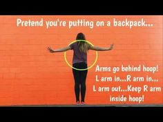 Intermediate Single Hoop Tutorial *Combo:* Body Wrap to Reverse Escalator