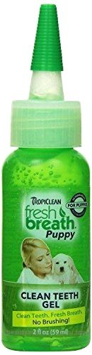 Hot New TropiClean Fresh Breath Puppy Clean Teeth Gel Oral Care for Pet Dogs 2z  BUY NOW     $17.98    Periodontal disease is the number one disease among dogs, effecting nearly 80% by age three. Developing good oral care habits  ..  http://www.beautyandluxuryforu.top/2017/03/06/hot-new-tropiclean-fresh-breath-puppy-clean-teeth-gel-oral-care-for-pet-dogs-2z/