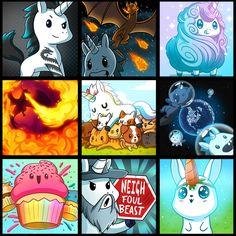 Unstable unicorns AnimalsCreatures