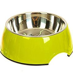 DUPET Dog Bowl Pet Food Bowl Stainless Steel Puppy Dog Feeder Feeding Bowl Food Water ** Be sure to check out this awesome product. (This is an affiliate link) #DogCare