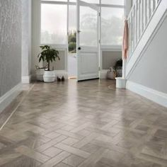hallway flooring Beautify your house with perfect flooring karndean flooring image is loading amtico-flooring-karndean-flooring -pallet-clearance-lvt-vinyl- DYFTPXZ Karndean Flooring, Hall Flooring, Living Room Flooring, Parquet Flooring, Amtico Flooring Kitchen, Wood Parquet, Kitchen Floors, Luxury Vinyl Tile Flooring, Wood Tile Floors