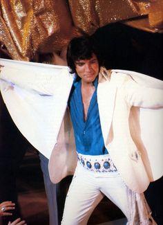Elvis Presley concert 1972