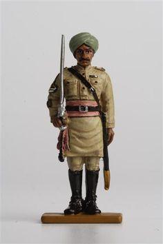 Dafandar 1st Jodhpur Lancers, India 1916