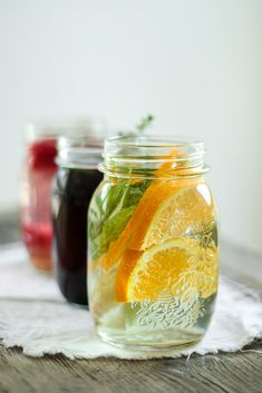 Spice Up Your Drinking Habits ?Infused Water?