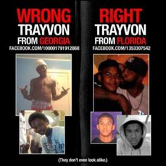 Justice for Trayvon Martin!