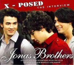 Jonas Brothers - X-Posed: The Jonas Brothers