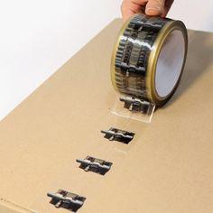Generate Design: X Tape (X テープ) : Jeong-Min Lee : mmiinn