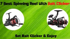 The best spinning reel with bait clicker will be a real helping hand while you want to set a Bait clicker alarm to remind you that your fish is on. Best Fishing Reels, Fishing Tips, Spinning Reels, Helping Hands, Bait
