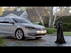 The Force: Volkswagen Commercial #wolkswagen #unadv #smm