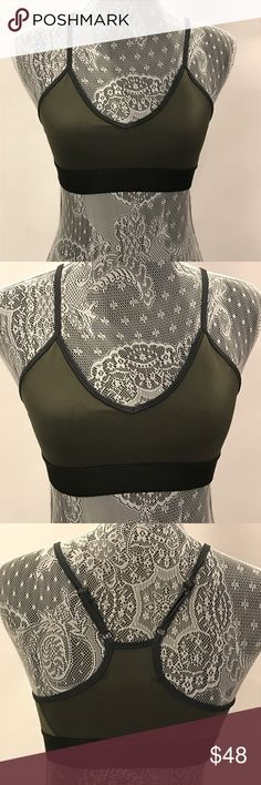 Touché LA Sports Bra Touché LA x Morgan Stewart Sports Bra. Worn once. Great condition. Touché LA Intimates & Sleepwear Bras