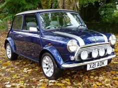 One of the last Minis built, the very special Sport 500  #mini