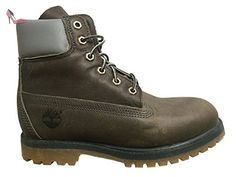 6 In Basic Ftb_alburn 6 In, Oxford Homme - Marron (tiefbraun), 45 EUTimberland