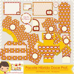 Pacote Hibrido Doce professor http://acriativo.com/loja/index.php?main_page=product_info&cPath=34&products_id=789