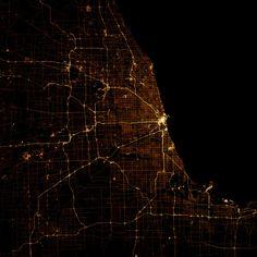 chicago simulada
