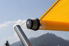 Sonnensegel SHADEONE® von shadesign ☂ stabil, wasserdicht und flexibel ☂ perfekt für den gewerblichen Einsatz ☂ Beratung ✓ Service ✓ Montage ☂ schi...