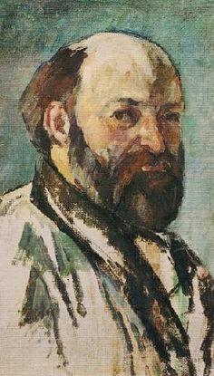 Paul Cézanne - Self Portrait