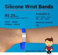#wristbands #silicone #special Great Deals, Blue Green, Wicked, Positivity, Black And White, Band, Black White, Blanco Y Negro, Ribbon