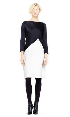 Geraldine Silk Charmeuse Dress - Club Monaco Collection - Club Monaco