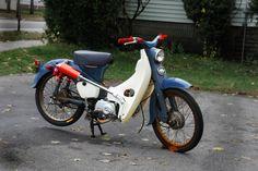 Honda C70 y el custom (necesito consejo) - ForoCoches