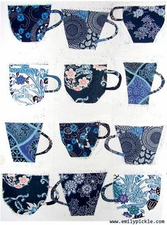 365 days of design: Day 47 - how many tea cups do you need?