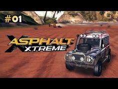 Asphalt Xtreme Gameplay - Tutorial básico - Avançado & Modo Carreira.