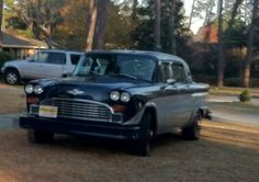 Checker Car Club Topic Checkers For Sale On Craigslist And Ebay Checkers Pinterest Cars