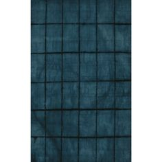 Steinsel Hand-Loomed Dark Blue Area Rug