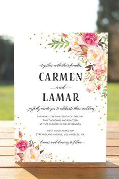 50 Great Wedding Invitation Ideas