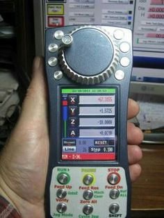 Cnc pendant controller for mach 3