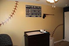Score Board wall