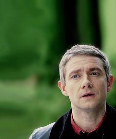 マーティン・フリーマン(Martin Freeman, 1971年9月8日 - )英国ドラマ「SHERLOCK (シャーロック)」でのワトソン役