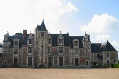 château de Jallanges   Vernou Sur Brenne