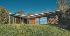 Minton Hill House by Affleck + de la Riva Architects   CONTEMPORIST
