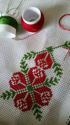 "tatreez/palestine ""Discover thousands of images about tatreez/palestine"", ""This post was discovered by E T"" Cross Stitch Borders, Cross Stitch Flowers, Cross Stitch Designs, Cross Stitching, Cross Stitch Embroidery, Embroidery Patterns, Hand Embroidery, Cross Stitch Patterns, Loom Patterns"